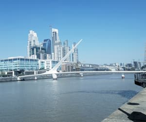 argentina, country, and puerto madero image