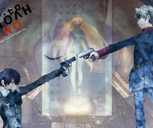 slaine, aldnoah zero, and inaho image