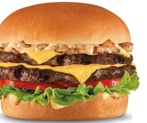 burger, offers, and isic image