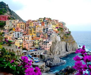 adventure, cinque terre, and italy image