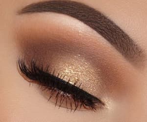eyes, makeup, and instagram image