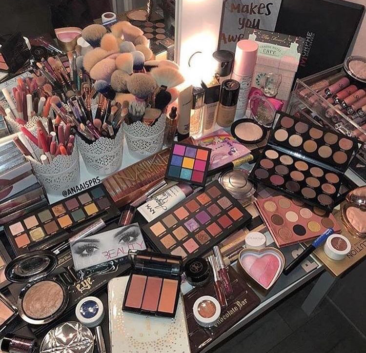 ✨makeup collection goals✨ shared by yung🧚🏼 ♀️