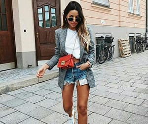 outfit, look, and style image