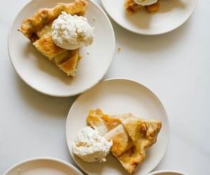 apple, cake, and cream image