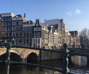 amsterdam, ancient, and canals image