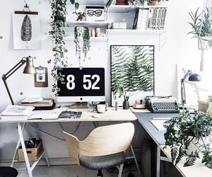 aesthetic, motivation, and workspace image