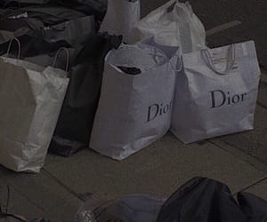 dior, aesthetic, and grunge image