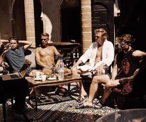 morocco, music video, and shirtless image