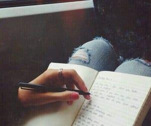 book, write, and writing image