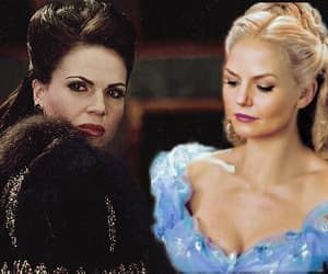 evil queen, onceuponatime, and morrilla image
