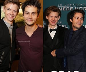 Move, thomas, and maze runner image
