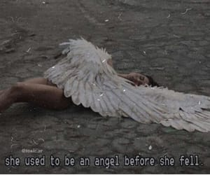 quotes, angel, and grunge image