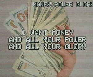 Lyrics, lana del rey, and money power glory image