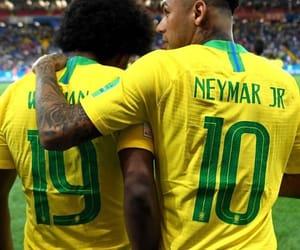 brasil, neymar, and neymar jr image