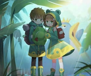 sakura and syaoran image