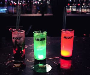 absolut, vodka, and drink image