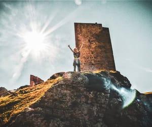 adventure, alternative, and castle image