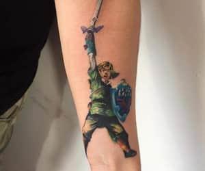 idea, tatuajes, and link image
