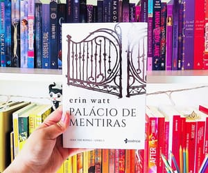 book, livro, and twisted palace image