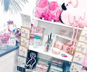 flamingo and stationery store image