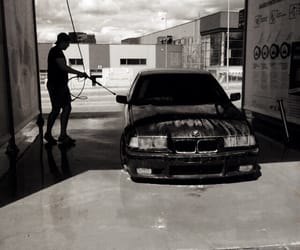analoge, black, and bmw image