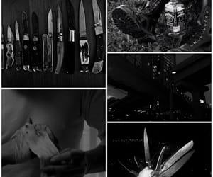 bandage, black, and grunge image