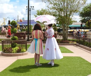 bert, disney world, and Mary Poppins image