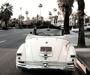 car, summer, and vintage image