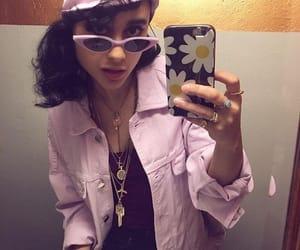 rich girl, natalia kills, and pink image