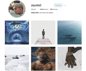 aesthetic, instagram, and kaldur image