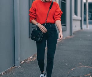 cities, outfits, and converse image