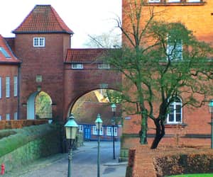 arch, denmark, and viborg image