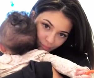 fashion, kylie jenner, and stormi image