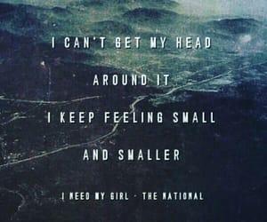 band, quote, and Lyrics image