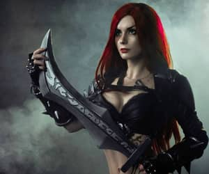 cosplay, games, and girl image