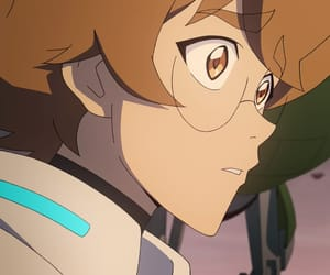 hunk, Voltron, and pidge image