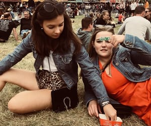 pinkpop, friends, and love image