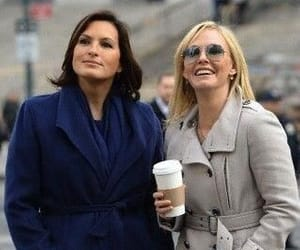 amanda, law and order, and law and order svu image