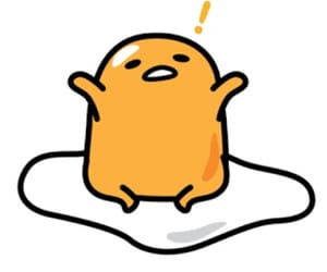 Gudetama super cute. Images about