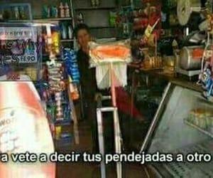reactions, seÑor de la tienda, and meme image