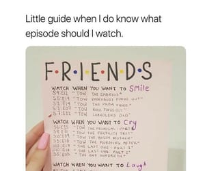 episodes, textpost, and friends image