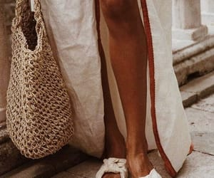 fashion, bag, and summer image