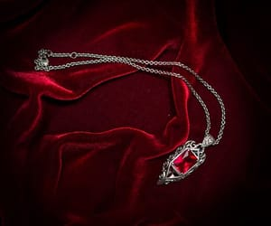 gothic, isabelle, and necklace image