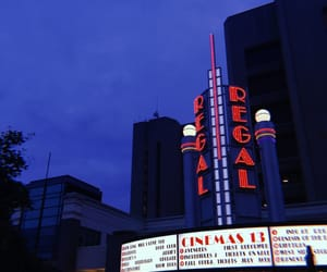 movie theater, movies, and photography image