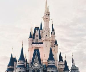 aesthetic, disney, and disney world image