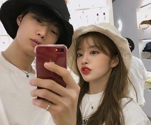 tumblr, couple korean, and ulzzang image