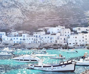 beach, dreamy, and europe image