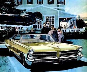 1960s, pontiac, and classic cars image