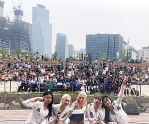 k-pop, ioi, and kyulkyung image