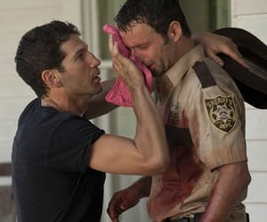 actor, andrew lincoln, and jon bernthal image